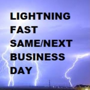 Other - FAST SAME/NEXT BUSINESS DAY SHIPPING & Handling
